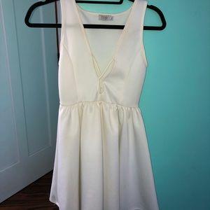 White formal Tobi dress
